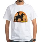 Mexican Horse White T-Shirt