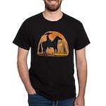 Mexican Horse Dark T-Shirt