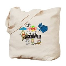 GTMO all over print Tote Bag