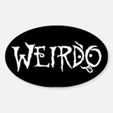 Weirdo Decal