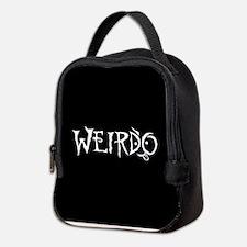 Weirdo Neoprene Lunch Bag