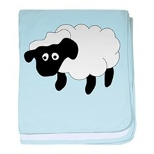 Sheep4.png baby blanket