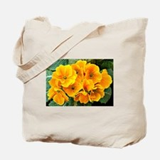 Primrose (yellow) Tote Bag