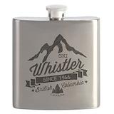 Whistler Flask Bottles