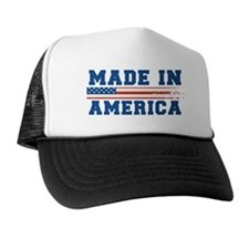 Made In America 4th of July Trucker Hat