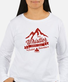 Whistler Mountain Vint T-Shirt