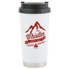 Whistler Mountain Vinta Travel Coffee Mug