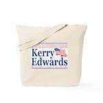 John Kerry / John Edwards  Tote Bag