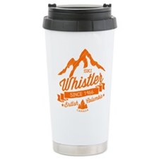 Whistler Mountain Vinta Travel Mug