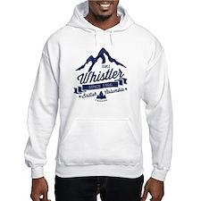 Whistler Mountain Vintage Hoodie