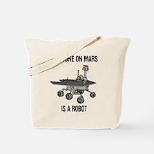 Mars Census Tote Bag