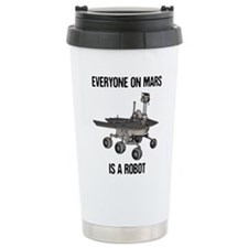 Mars Census Travel Mug