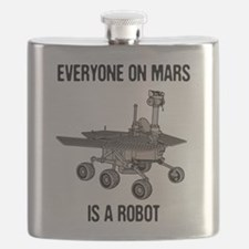 Mars Census Flask