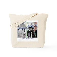 Paris Mice:Rainy Day Tote Bag