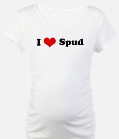 I Love Spud Shirt