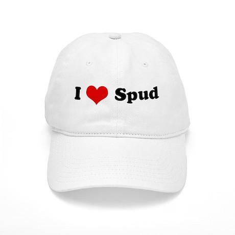 I Love Spud Cap