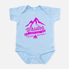 Whistler Mountain Vintage Infant Bodysuit