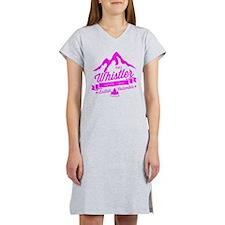 Whistler Mountain Vintage Women's Nightshirt