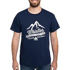 Whistler Mountain Vintage T-Shirt