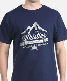 Whistler Mountain Vintage T-Shirt