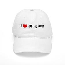 I Love Slug Bug Baseball Cap