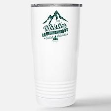 Whistler Mountain Vinta Travel Mug