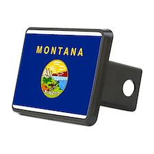 Montana Flag Hitch Cover