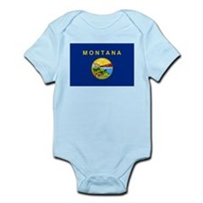Montana Flag Body Suit