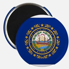 New Hampshire Flag Magnets