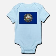 New Hampshire Flag Body Suit