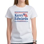 Western PA for Kerry Women's T-Shirt