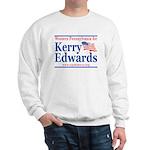 Western PA for Kerry Sweatshirt