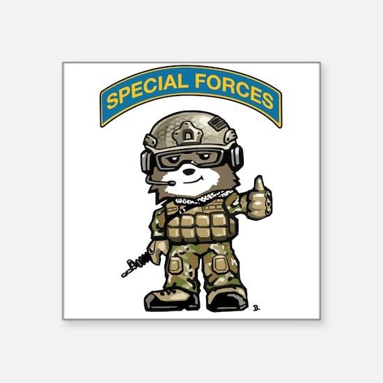 NEW_SF_BEAR Sticker