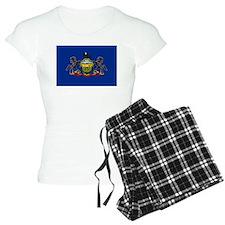 Pennsylvania Flag Pajamas