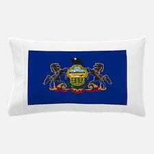 Pennsylvania Flag Pillow Case