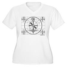 TV test pattern T-Shirt