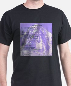 Images in the Mountain T-Shirt