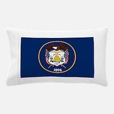 Utah Flag Pillow Case