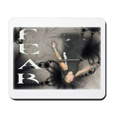 """FEAR"" Axel-Bomb Mousepad"