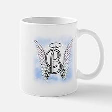 Letter B Monogram Mugs