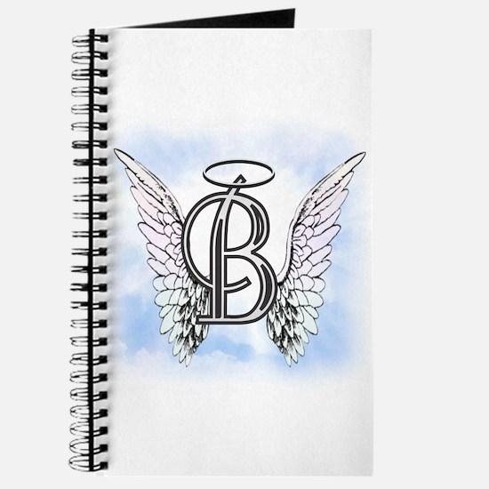 Letter B Monogram Journal