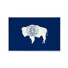 Wyoming Flag Magnets