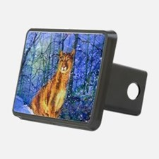 Snow Cougar Hitch Cover