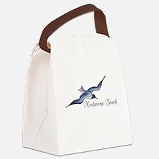 Rockaway Beach Canvas Lunch Bag