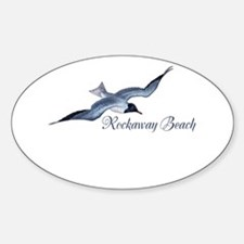 Rockaway Beach Decal