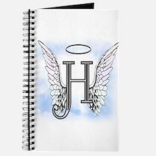 Letter H Monogram Journal