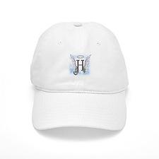 Letter H Monogram Baseball Baseball Cap