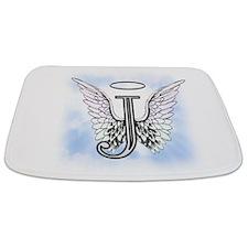 Letter J Monogram Bathmat