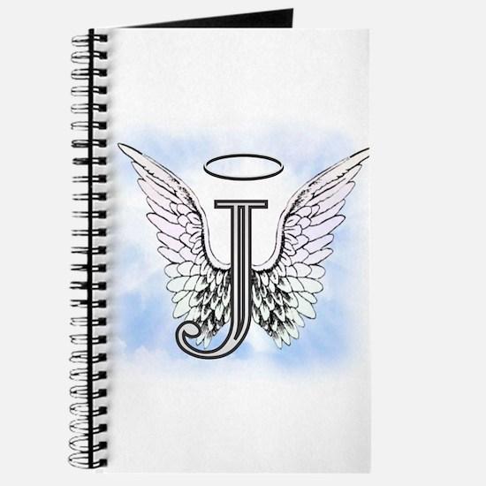 Letter J Monogram Journal