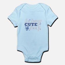 I'm bringin CUTE Back! Infant Bodysuit
